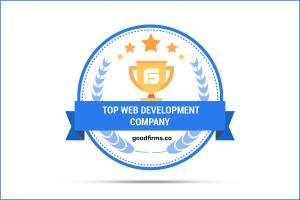 Read more about the article Penprints Amongst GoodFirms' Top Website Development Companies