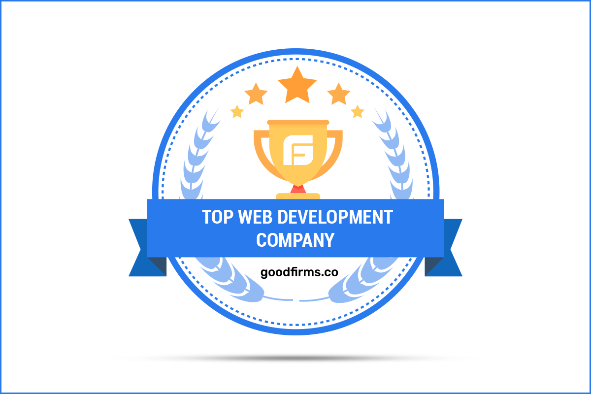 You are currently viewing Penprints Amongst GoodFirms' Top Website Development Companies